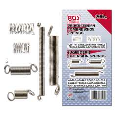 6012-X1-0006-COMPRESSION A EXTENSION SPRING - STOCKSALE