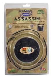 CFH4000-CLAM-6-DESERT ASSASSIN FIXED HEAD